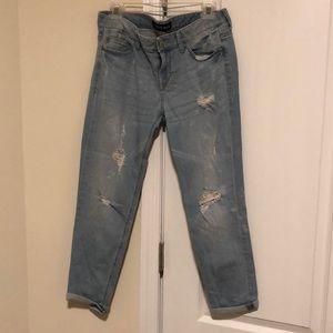 Express modern boyfriend jeans